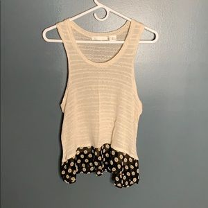 Urban Outfitters Daisy tank